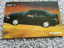 1992 Toyota Camry Post Card