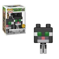 Minecraft Ocelot Tuxedo Chase Pop! Vinyl Figure #332
