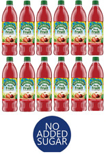 Robinsons de vrais fruits Summer fruits No Added SUG Cordial 12x 1Ltr besbef 10.02.21