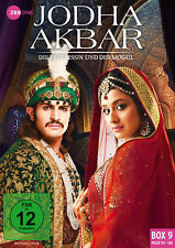 JODHA AKBAR BOX 9 - Bollywood TV-Serie -Staffel 9 Folge 113-126 - Auf Lager!
