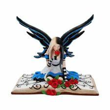 More details for nemesis now alice wonderland fairy figurine 19cm b3316j7