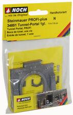 Noch 34851 Tunnel-portal 1-gleisig Spur N