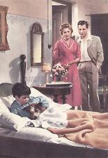 """Cinema - Piccoli Uomini nel Cinema - Olive Grimm in """"Il Mio Paradiso"""" 1957"""