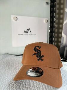 Chicago White Sox World Series BROWN 9FORTY A-Frame Snapback - Not Available USA