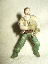 Star Wars Figure Bail Organa Rebel Outfit 4 inch loose 2002