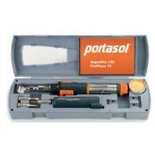 SALDATORE PORTASOL SUPERPRO 125 KIT cofanetto accessori