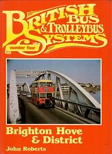 British Bus & Trolleybus Systems No 4 Brighton Hove & District, Roberts TPC 1984