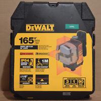 Brand New DEWALT DW089K Self-Leveling Line Laser, 3-Beam Laser