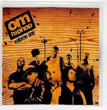 (GI172) Om Hiphop, Volume One - 2007 DJ CD