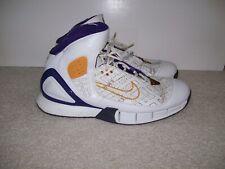 2005 RARE SZ 13 Nike Zoom Huarache 2K5 Map Laser 314165-111 2K4 81 Kobe 1 IV V 6