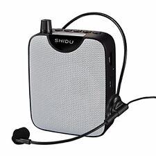 Tragbarer Sprachverstärker Stimmverstärker Freisprecheinrichtung Musik Audio