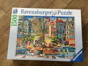 Ravensburger Puzzle * 1500 Teile * The Painted Ladies * Jennifer Garant - NEU!!