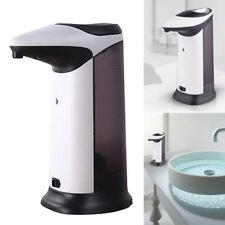 Automatic Handsfree Sensor Soap Sanitizer Dispenser Touchless Kitchen Bathroom