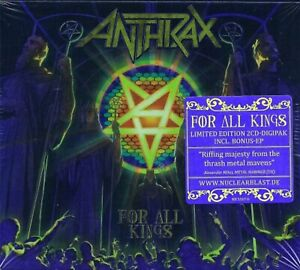 Anthrax - For All Kings - CD Album/CD EP