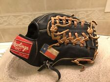 Rawlings Tx115-Mt 11.5� Texas Flag Baseball Softball Glove Right Hand Throw