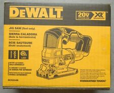 DEWALT DCS334B 20V MAX XR Cordless Brushless Jig Saw Tool Only - NEW !!!!!!!!!!!