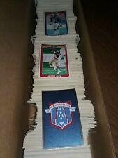 1990 NFL Panini Football Stickers #1-#250 Create Own Lot
