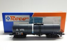 "HO Scale - ROCO - #46076 DB ""VTG"" Tank Tanker Wagon Train Car"