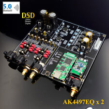 HIFI Dual core AK4497 DAC Decoder Product Support DSD