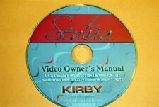 Multi Language DVD Owners Manual  for Kirby Sentria G10 261506