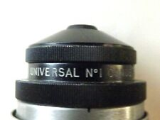 Microscope [ Substage Condenser ] W.WATSON { Universal } No:1 [ NA = 1.0 ] 39 mm