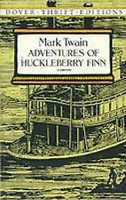 Good, Adventures of Huckleberry Finn (Dover Thrift Editions), Twain, Mark, Book