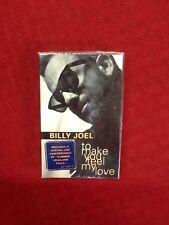 Billy Joel To Make You Feel My Love Cassette Single