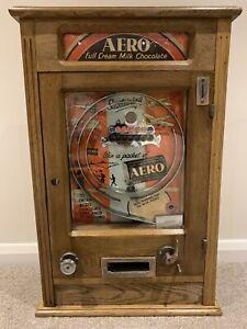 Ruffler And Walker Aero Allwin Penny Machine