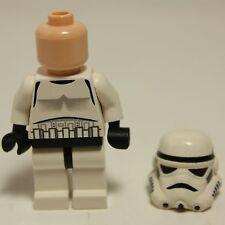 Lego Star Wars STORMTROOPER FLESH HEAD 6211 minifig minifigure
