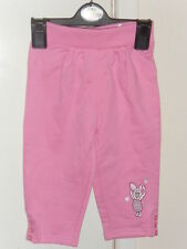 3-6 Months Pink Trousers Disney Winnie The Pooh Piglet Toddler/Baby/Girl's/NEW