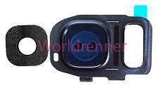 Lente Cámara N Cubierta Camera Lens Frame Cover Samsung Galaxy S7 Edge Duos