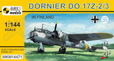"Mark I Models 1/144 Modèle Kit 14471 Dornier Do-17Z-2/3 ""en Finlande"""