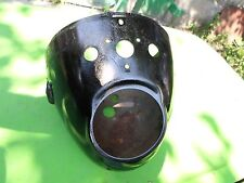 ORIGINAL HEADLIGHT SHELL HOUSE Lampenschale FOR  USSR CHOPPER BOBBER BIKE .