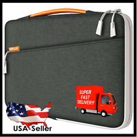 JETech Laptop Sleeve for 13.3-Inch Tablet Waterproof MacBook Case with Handle