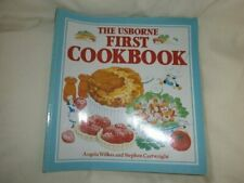 The Usborne First Cookbook (Usborne First Cookbooks) by Neels, Betty Paperback