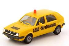1:87 VW Volkswagen Golf II 4türig - Adac-Straßenwacht - Herpa 4087