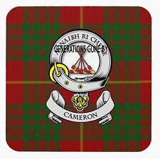 Cameron Clan Mouse Mat