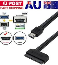SATA To Power ESATA USB 2-in-1 Data Cable Hard Disk Cable SATA Connecting 0.5M
