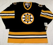 BOSTON BRUINS - size XL - 1981 to 1995 - CCM 550 VINTAGE series Hockey Jersey