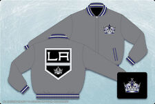 JEFF HAMILTON / JH DESIGN:LA KINGS:REVERSIBLE WOOL JACKETS:NEW: REDUCED PRICE