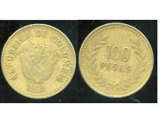 COLOMBIE 100 pesos 1993