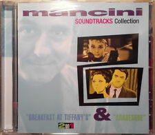 BREAKFAST AT TIFFANY´S/ARABESQUE - CD Soundtracks - HENRY MANCINI
