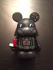 Disney Vinylmation DARTH VADER Star Wars lightsaber series 2 sith lord helmet