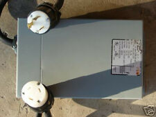 Tanning Bed Buck Booster .75 KVA Pre-Wired for you