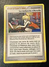 CARTE POKEMON DRESSEUR SUPPORTER  -  LA RECHERCHE D'ARMELLE