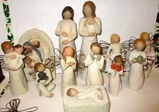 Willow Tree Lot of 12 Figurines