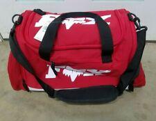 New Fox 180 Duffle Flame Red Linc Gear Bag 60X28X44cm  24609-122