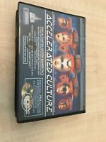 RAVE DRUM N BASS TAPE PACK CASSETTE BOX SET 8 TAPES ACCELERATED  CULTURE 12
