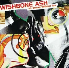 Wishbone Ash - No Smoke Without Fire (NEW CD)