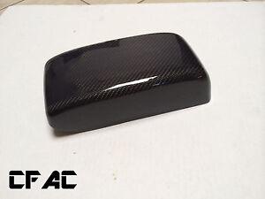 CFAC Carbon Fiber Hybrid Armrest Lid Cover FOR 99 - 03 Mitsubishi Galant